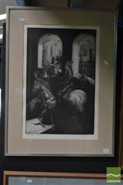 Sale 8506 - Lot 2044 - Artist Unknown - Evidence 49.5 x 32.5cm