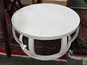 Sale 8601 - Lot 1543 - Upside Down Coffee Table