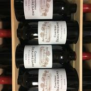 Sale 8628 - Lot 726 - 12x 2005 Chateau Beauregard, Pomerol - in original timber case