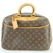 Sale 8387 - Lot 77 - Louis Vuitton Monogram Canvas Deauville Bag