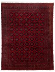 Sale 8760C - Lot 16 - An Afghan Khal Mohammadi 100%Wool Pile, 386 x 300cm