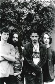 Sale 8765M - Lot 5027 - Soundgarden, Big Day Out (Gold Coast)
