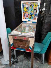 Sale 8930 - Lot 1019 - Vintage Gottlieb & Co. Pro Football Pinball Machine, 1973
