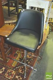 Sale 8371 - Lot 1077 - Set of 4 Modern Barstools