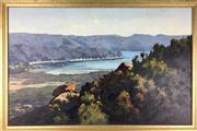 Sale 8589R - Lot 61 - Dudley Parker - Oil on Canvas (70 x 50cm)