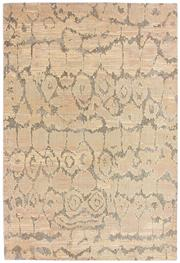 Sale 8651C - Lot 16 - Colorscope Collection; NZ Wool and Pure Silk - Taupe/Silver Modern Rug, Origin: China, Size: 160 x 230cm, RRP: $1899