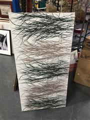 Sale 8707 - Lot 2071 - Mounted Marimekko Fabric -