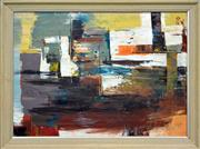 Sale 8316 - Lot 519 - Reinis Zusters (1919 - 1999) - Untitled (Abstract) 44.5 x 60cm