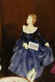 Sale 8336 - Lot 12 - Royal Doulton Figure Pretty Ladies Collection Fragrance