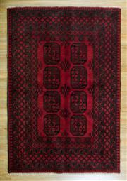 Sale 8657C - Lot 37 - Afghan Filpa 232cm x 156cm