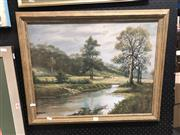 Sale 8811 - Lot 2072 - Artist Unknown - Oil Painting
