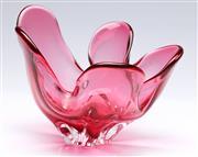 Sale 9090 - Lot 88 - An Art Glass Bowl (Dia 13cm)