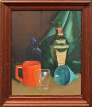 Sale 8655 - Lot 2003 - Dorothy Allen Edwards (1907 - ?) - Still Life 37.5 x 30cm