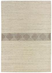 Sale 8651C - Lot 18 - Colorscope Collection; Wool and Viscose Handloomed - Cream Moroc Rug, Origin: India, Size: 160 x 230cm, RRP: $1299