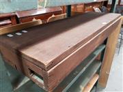 Sale 8723 - Lot 1092 - Vintage Cedar Gun Case