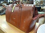 Sale 8462 - Lot 1074 - Leather Doctors Bag