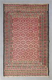 Sale 8499C - Lot 73 - Persian Kilim Chobi 193cm x 116cm