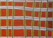 Sale 8565 - Lot 588 - Bambatu Napangardi (c1940 - ) - Kungka Tjukurrpa, 2010 129 x 95cm (stretched & ready to hang)