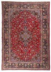 Sale 8715C - Lot 25 - A Persian Najafabad From Isfahan Region, 100% Wool Pile On Cotton Foundation, 420 x 302cm