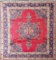 Sale 8959 - Lot 1009 - Persian Red Tone Tabriz (380 x 350cm)