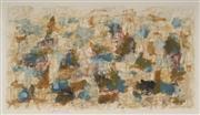 Sale 9084 - Lot 595 - John Peart (1945 - 2013) - Reflections XI, 1986 45 x 80 cm (frame: 76 x 111 x 4 cm)