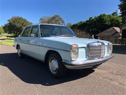 Sale 9143V - Lot 4 - 1972 Mercedes-Benz 220/8