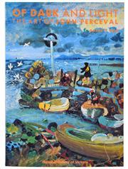 Sale 8392A - Lot 23 - REID, Barrett: Of Dark and Light: The Art of John Perceval