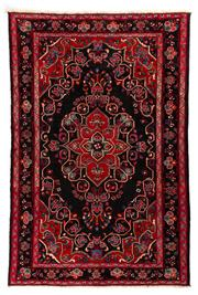 Sale 8715C - Lot 33 - A Persian Hamadan Classed As Village Rugs, Wool On Cotton Foundation, 330 x 229cm