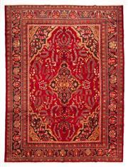 Sale 8790C - Lot 5 - A Persian Lilihan 100% Wool Pile, 390 x 297cm