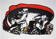 Sale 9032A - Lot 5065 - Fred Cress (1938 - 2009) - Illusions, 1988 62 x 89 cm (sheet)