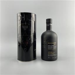 Sale 9142W - Lot 1036 - 1992 Bruichladdich Black Art 24YO Islay Single Malt Scotch Whisky - edition 05.1, 48.4% ANB, 700ml in canister
