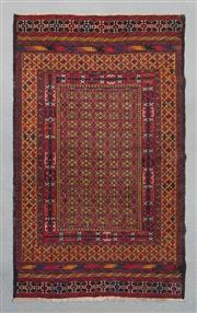 Sale 8499C - Lot 74 - Persian Sumak 179cm x 161cm