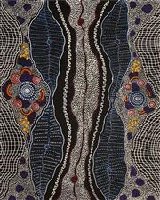 Sale 8867A - Lot 5029 - Dulcie Pula Long (1979 - ) - Awelye 90 x 71 cm
