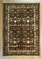 Sale 8657C - Lot 42 - Persian Baluchi 137cm x 92cm