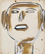Sale 8838 - Lot 501 - Dadang Christanto (1957 - ) - Head, 1997 30 x 25cm