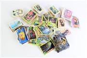 Sale 8890 - Lot 85 - Box Of Trade Cards Including Ninja Turtles