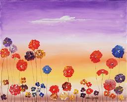 Sale 9061 - Lot 2057 - Greg Lipman (1938 - ) - Outback Fun 61 x 76 cm