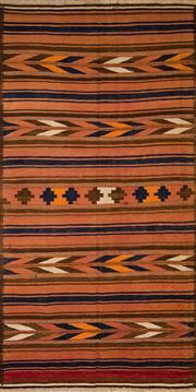 Sale 8455C - Lot 33 - Vintage Persian Kilim 284cm x 144cm