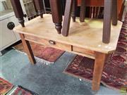 Sale 8593 - Lot 1030 - Vintage Students Desk
