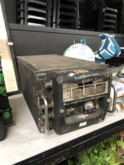 Sale 8809B - Lot 697 - Vintage Collins Receiver