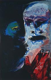 Sale 8847A - Lot 5001 - Arthur Boyd (1920 - 1999) - Macbeth 92 x 58cm