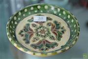Sale 8285 - Lot 38 - Tang Sancai Offering Dish