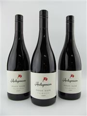 Sale 8423 - Lot 671 - 3x 2009 Stoney Rise Wine Company Holyman Pinot Noir, Tamar Valley - original box