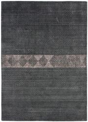 Sale 8651C - Lot 24 - Colorscope Collection; Wool and Viscose Handloomed - Charcoal Moroc Rug, Origin: India, Size: 160 x 230cm, RRP: $1299
