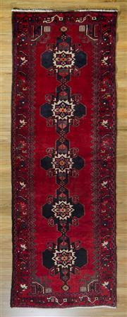Sale 8672C - Lot 16 - Persian Hamadan 295cm x 100cm