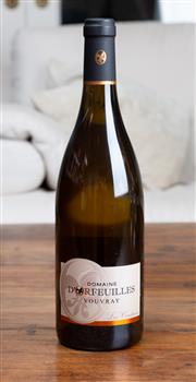 Sale 8694A - Lot 20 - A dozen bottles of Domaine dÓrfeuilles Vouvray Les Coudraies 2014 Loire Valley