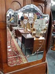 Sale 8700 - Lot 1068 - Art Deco Mirror