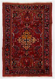Sale 8740C - Lot 66 - A Persian Lilihan 100% Wool, 330 x 220cm