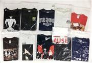 Sale 8926M - Lot 29 - Band Tour T-Shirts incl. U2, Michael Jackson & Coldplay (11)
