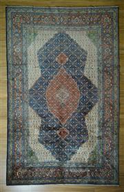 Sale 8672C - Lot 17 - Persian Tabriz 340cm x 215cm